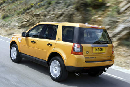 Land Rover Freelander gets official launch at British Motor Show