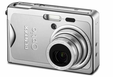 Pentax launch Optio S7 digital camera