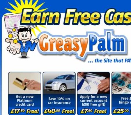 WEBSITE OF THE DAY - greasypalm.com