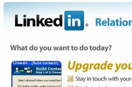 WEBSITE OF THE DAY - linkedin.com