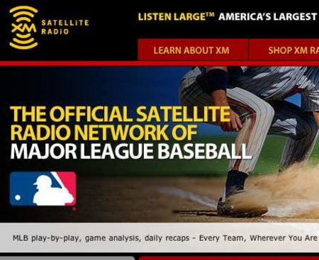Google teams up with XM Satellite Radio in advertising pact
