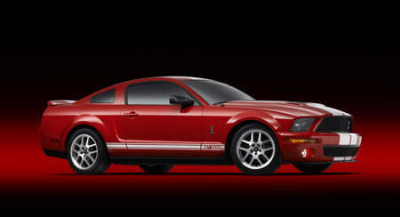 Ford announces new souped up Shelby GT