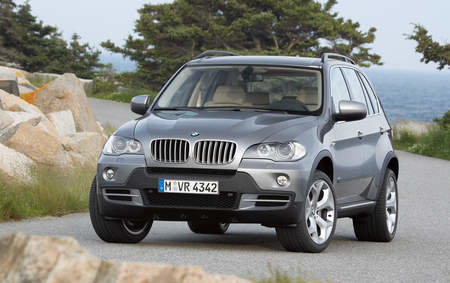 BMW revamp the X5