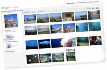 Google launches Mac version of Picasa Web Albums