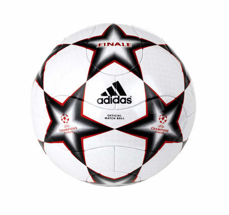 Adidas Champions League balls galore