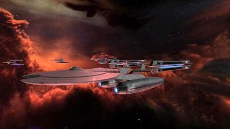 Star Trek videogame to feature voice-overs from Shatner and Stewart