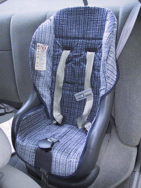 Car seat law still confusing parents
