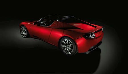 First 100 Tesla Roadster electric cars sell out in 3 weeks
