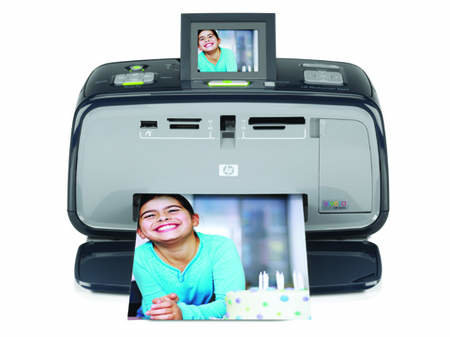HP unveils two new photo printers
