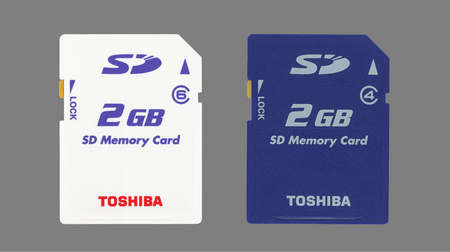 Toshiba announces new series of high-speed SD cards