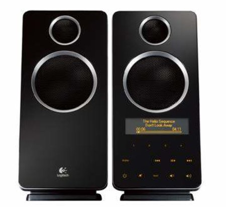Logitech launch Logitech Z-10 Interactive 2.0 Speaker System