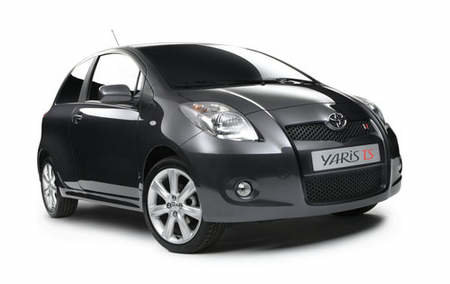 Toyota to upgrade Yaris with sporty TS model