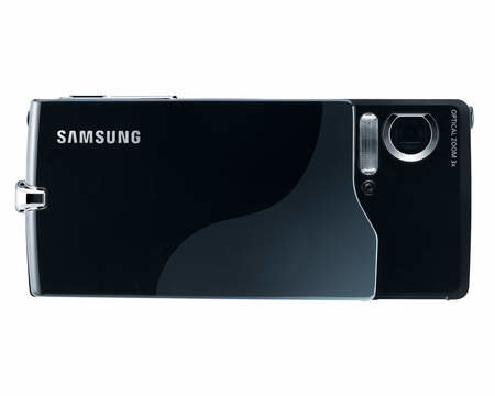 IFA 2006: Samsung unveils latest do-all compact camera the SDC-MS61