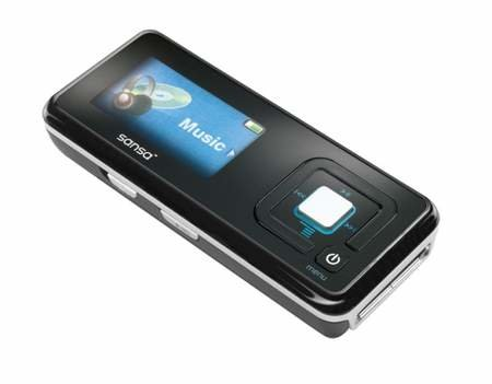IFA 2006: SanDisk launch c200 MP3 player with Micro SD support