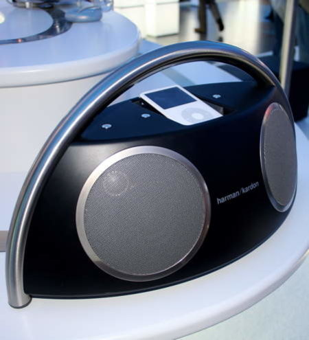 IFA 2006: Harman Kardon launch Go and Play iPod speaker