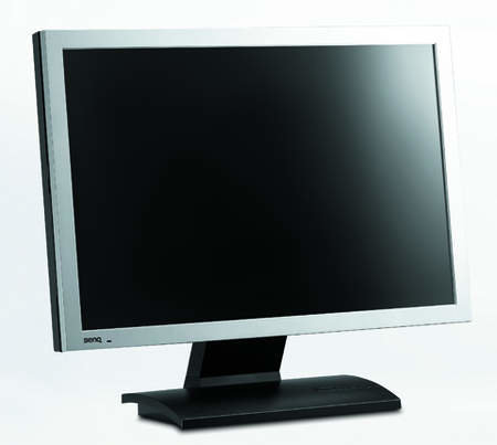 BenQ launches new 22-inch widescreen LCD