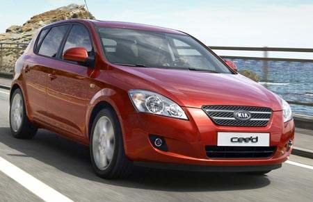 New Kia cee'd to come with 7 year warranty