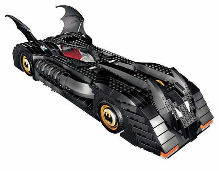 LEGO Batmobile Collectors Edition launches in UK