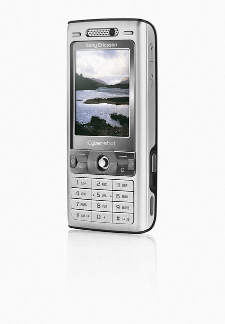 Special Bond edition Sony Ericsson K800i to be shaken, not stirred