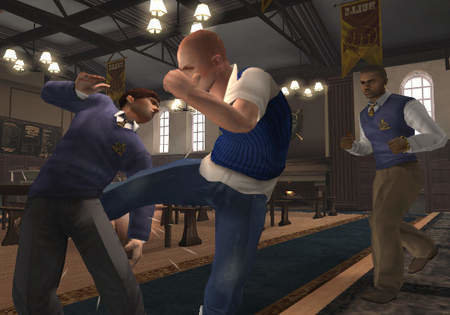 Videogame Bully may be running afoul of Florida judge