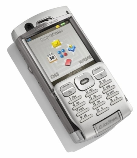 Stream your home TV via LocationFree to the Sony Ericsson P990 smartphone