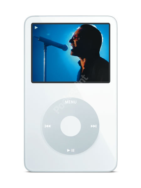 Apple reports increase in shipments of iPods