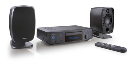 Denon launches S-81DAB Stereo System with integrated iPod support