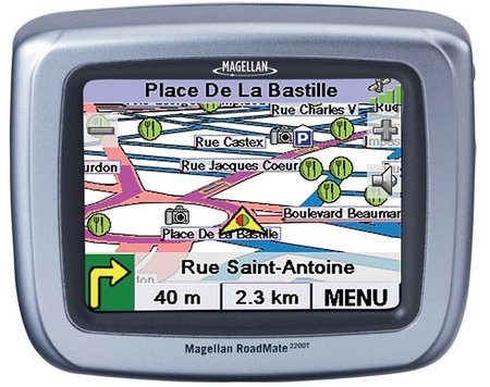 Magellan brings Roadmate 2200T satnav to the UK