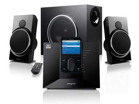 Creative launch Z600, Z500 and TravelSound speaker systems for Zen range