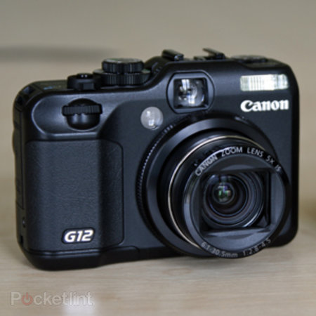 First Look: Canon PowerShot G12 review