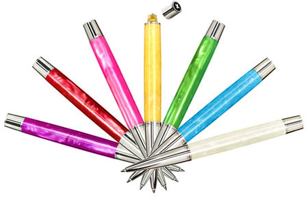 Swiss Jewel Aroma Pen ensures you leave a scent behind