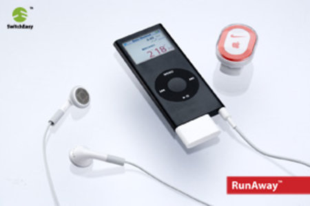 RunAway frees your Nike+iPod from Nike trainers