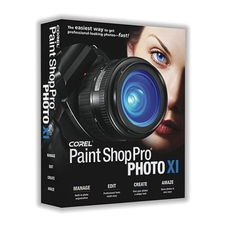 Win a copy of Corel Paint Shop Pro Photo XI