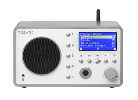 TerraTec launches Noxon iRadio with WLAN support
