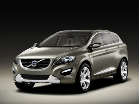 Volvo announces XC60 concept car