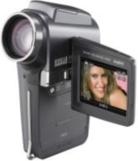 CES 2007: Xacti HD2 takes over from the HD1 in Sanyo's camcorder range