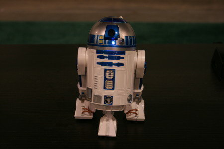 CES 2007: R2-D2 projector and R2-D2 Webcam brings the Force to your home