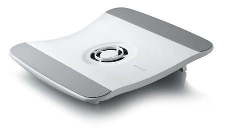 MacWorld 2007: Belkin's Cooling Stand kills the heat from your laptop