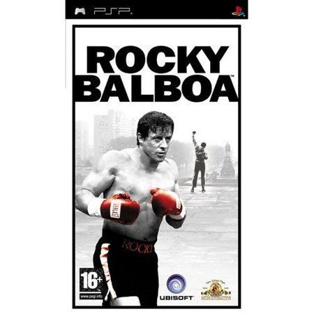 Rocky Balboa coming to the PSP