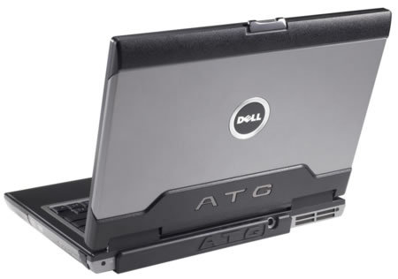 Dell goes rugged with the new Latitude ATG D620 laptop