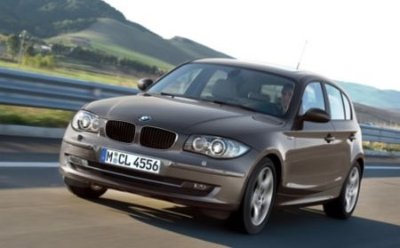 BMW 1 Series gets a tweaking
