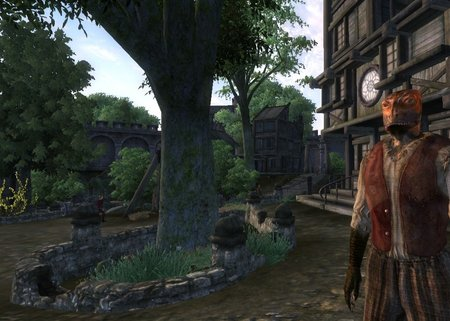 The Elder Scrolls: Oblivion to get Shivering Isles expansion pack