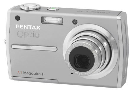 Pentax launches Optio T30 and Optio M30