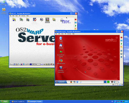 Avanquest releases Parallels Workstation 2.2
