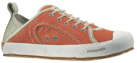 The eco-friendly Patagonia Patrol trainer