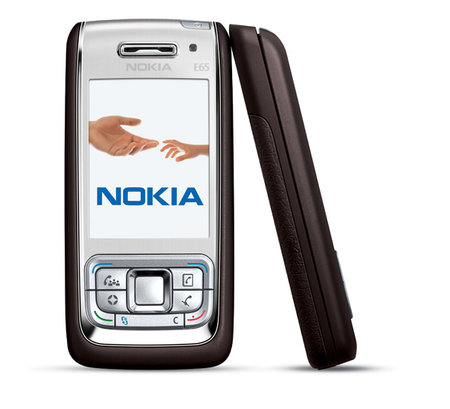Nokia unveils E90 Communicator, E65, and E61i