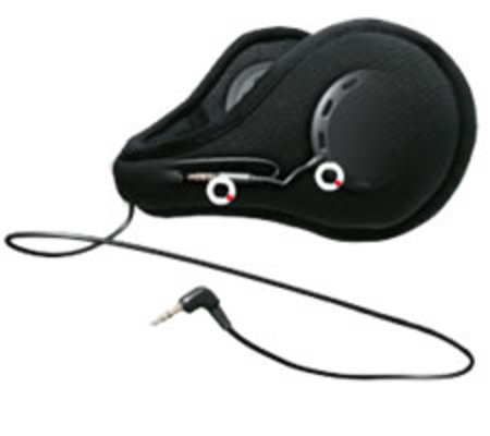 180s JVC Earwarmer Headphones with Tec Stretch