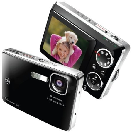 General Electrics to enter the digital camera market
