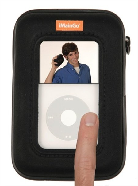 iMainGo combines iPod case and speakers into one