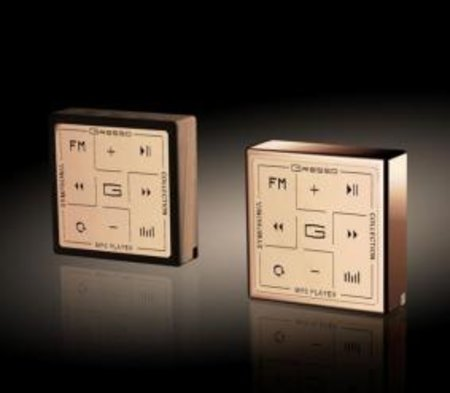 New luxury MP3 player costs upwards of €3000